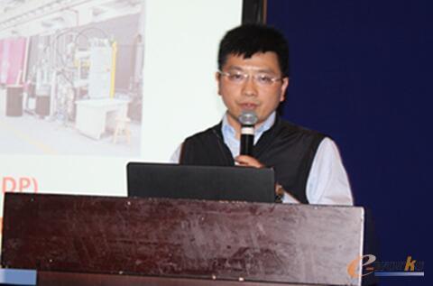 广东工业大学机械学院副院长 刘强