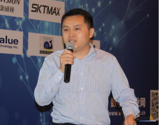 视得安罗格朗电子信息中心CIO 黄埔江