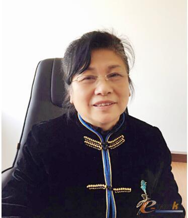 埃森农机副总经理唐映霞