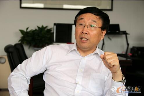 山东山大华天软件有限公司总经理杨超英