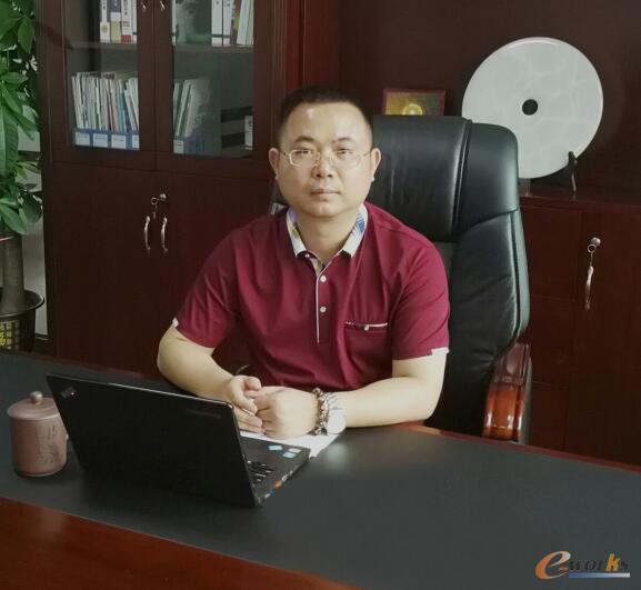 深科特总经理 陈林刚