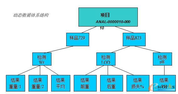 动态数据的体系结构