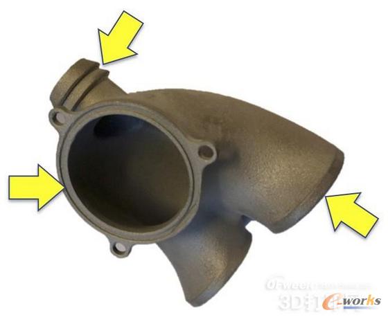 工业级金属分流歧管的3d打印重新设计_cai_产品创新化