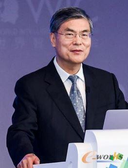中国工程院副院长潘云鹤