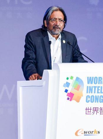 联合国教科文组织知识社会局局长 英德拉吉特·班纳吉