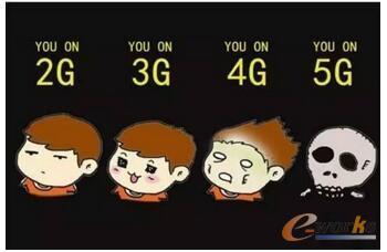 5G改变的不仅是网速 将驱动万物互联成为现实