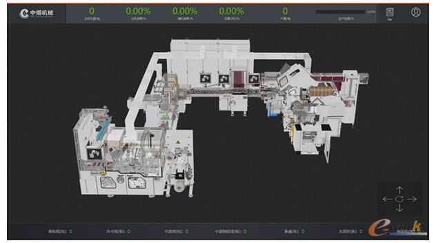 图1 三维虚拟智能设备