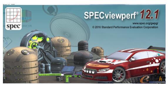 图2 SPECviewperf12.1软件