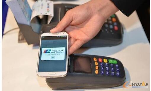 NFC技术被广泛应用于支付场景