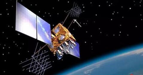 美国gps-iirm导航卫星