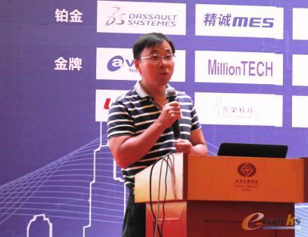 广东省智能机器人研究院朱海平教授