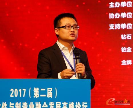 安码中国华北区总监杨涛