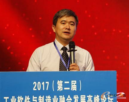 e-works总编、CEO 黄培博士