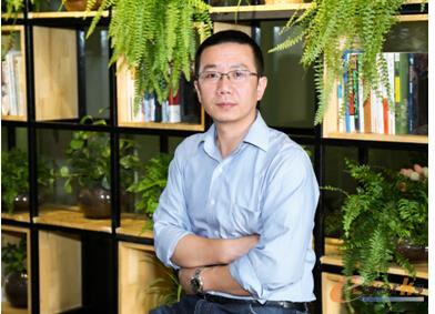 寄云科技创始人、CEO时培昕博士接受e-works记者采访