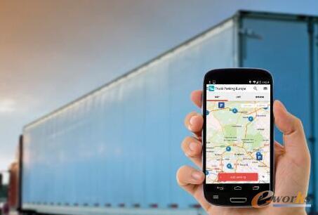 载货汽车停车场实用软件