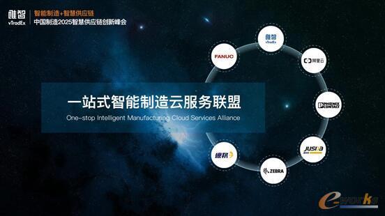 一站式智能制造云服务联盟