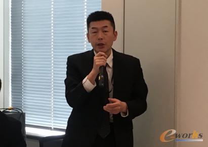 三菱电机株式会社 国际总部 铃木顺