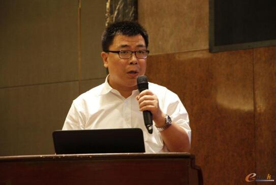 格力电器大数据中心主任谭泽汉