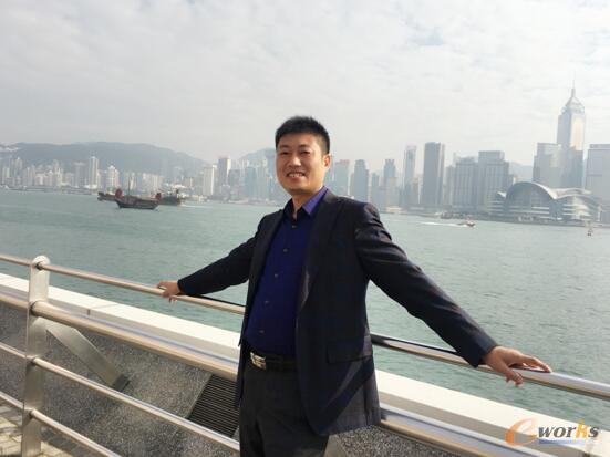 上海回天新材料有限公司信息部CIO马江胜