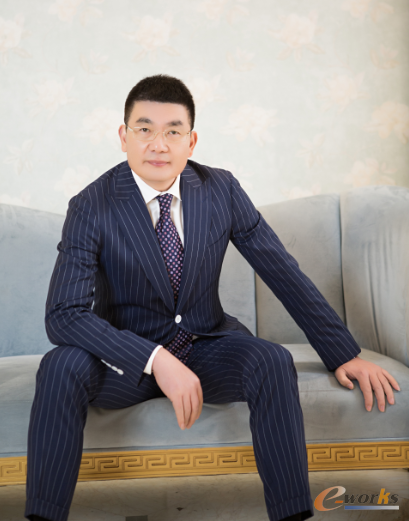 庄吉服饰CEO吴邦东