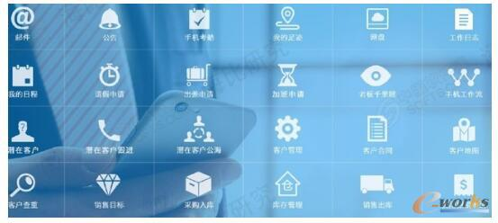 高速波全能型企业移动运营平台