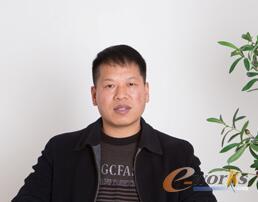 图1 山东中川液压有限公司信息总监张记峰