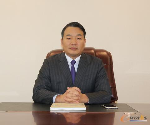 广东劲胜智能集团股份有限公司 智能制造事业部总经理 黄河