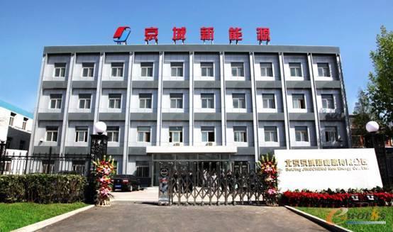 图1 北京京城新能源有限公司