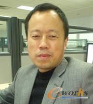 图2 浙江三一装备有限公司IT部经理邓旭光