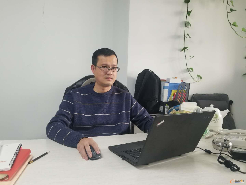 浙江南都电源动力股份有限公司信息管理部经理 胡祖同