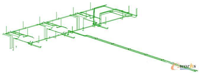 排水系统主厂房170.1~182.9