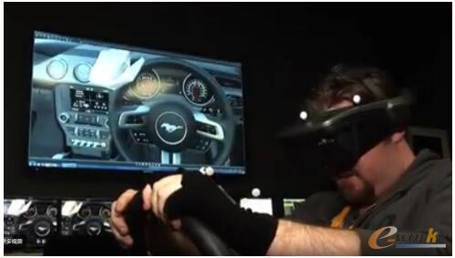 半实物虚拟驾驶