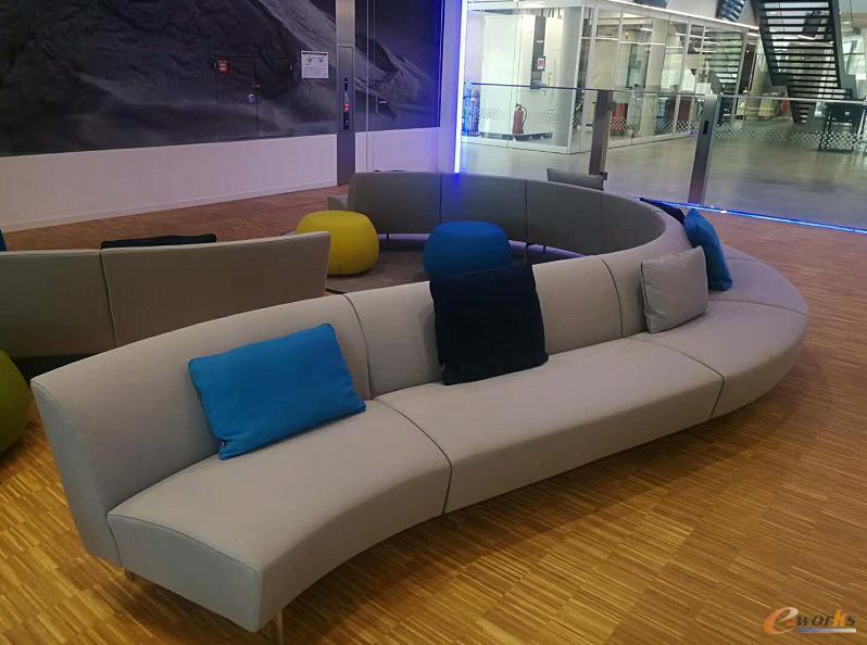 GE增材制造客户体验中心内景