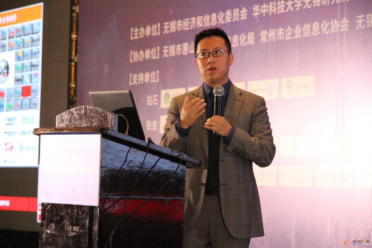 EPLAN战略市场总监张俊