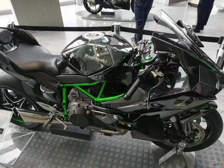 川崎重工的高端摩托车