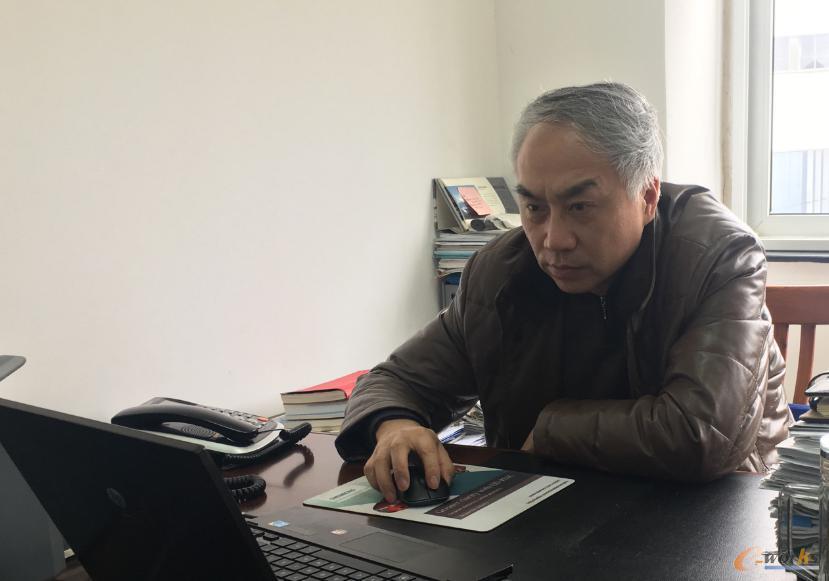 航天模塑常务副总经理曹建