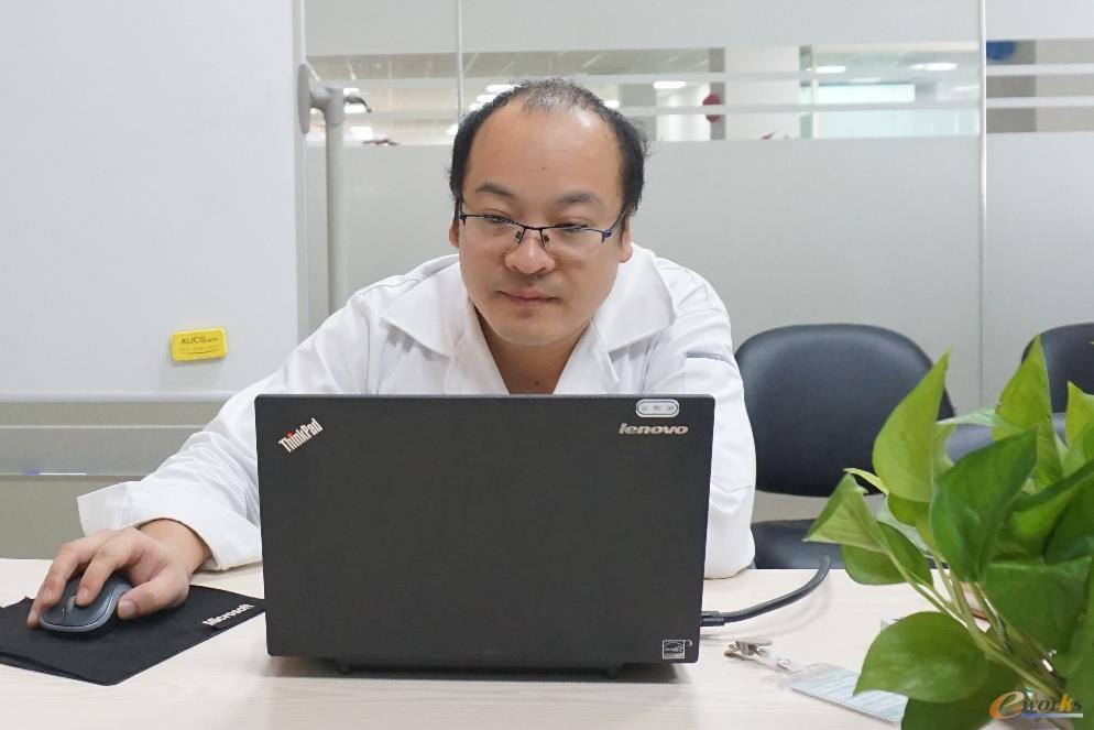 东风本田汽车零部件有限公司IT负责人,东风集团信息化专家组成员崔海芳