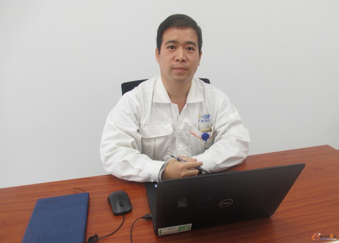 广州广爱兴汽车零部件有限公司总经理室ERP系统工程师胡阳志