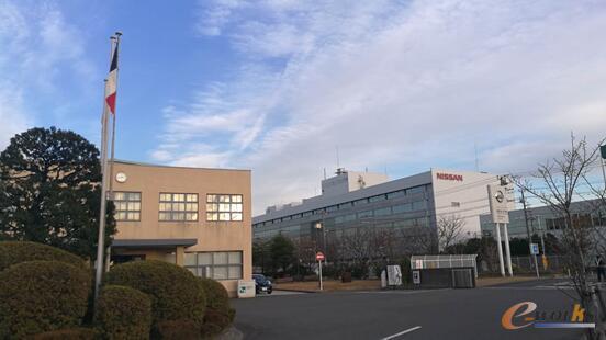 日产横滨发动机工厂