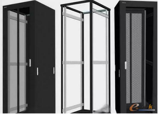 教你如何选择安全合适的服务器机柜?