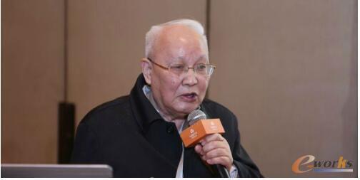 中国科学院计算所高级工程师 李成章先生