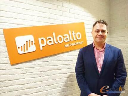 Palo Alto Networks副总裁及亚太区首席安全总监Sean Duca