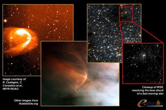 图1 旅行者1号太空拍摄照片
