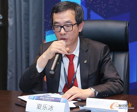 福耀玻璃工业集团副总裁及首席信息官夏乐冰