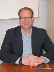 福特汽车公司动力总成分析设计和六西格玛(ADSS)经理 Jeffrey Bautz