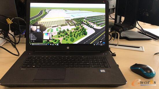 移动工作站HP ZBook Studio G4