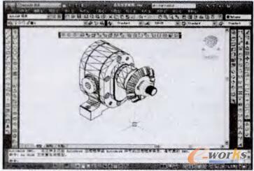 基于CAD软件的机械零件三维模型及装配设计