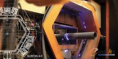 Surfin'的机器视觉系统