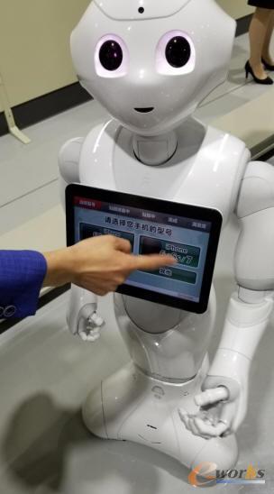 贴膜机器人