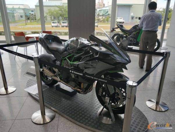 川崎重工的摩托车与发动机业务占产品销售收入的20.4%